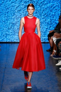 DKNY Women's - Runway - Mercedes-Benz Fashion Week Spring 2015
