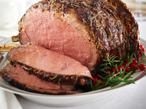 Roast Beef Recipe — Dishmaps