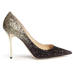 pumps glitterate